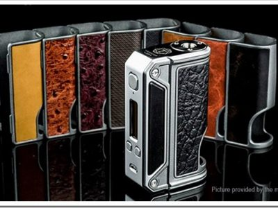 6077804 5 thumb255B2255D 2 400x300 - 【DNA75】「Lost Vape Therion BF Squonker DNA75 Kit」「Lost Vape Therion DNA133W TC VV VW APV Box Mod」Evolv DNA75搭載基盤MOD