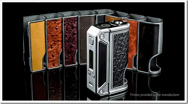 6077804 5 thumb255B2255D 2 - 【DNA75】「Lost Vape Therion BF Squonker DNA75 Kit」「Lost Vape Therion DNA133W TC VV VW APV Box Mod」Evolv DNA75搭載基盤MOD