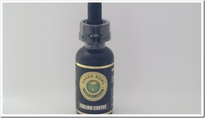 DSC 3739 thumb255B3255D 2 - 【リキッド】OAKEN BOWL「ITALIAN COFFEE(イタリアンコーヒー)」リキッドレビュー!高級ローストコーヒーテイスティ。