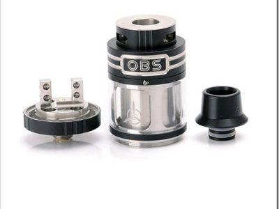 obs engine rta 1 thumb255B3255D 2 400x300 - 【RTA】「OBS Engine 25mm RTA」大口径爆煙フレーバーRTAと「IJOY CIGPET ANT.CIGPET VOLCA用交換コイル」