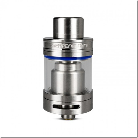 wotofo serpent mini rta bac255B11255D 2 - 【RTA】小っちゃい兵(つはもの)。Wotofo Serpent Mini RTAレビュー!【ビルド】