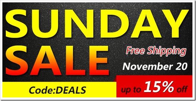 20161114 ae97512e246343049b142f5f61afac72 thumb255B3255D 2 - 【セール】「HCigar VT75 Nano」「evic VTC Mini」「Vapeston Cloudnus RDTA」が安いFasTechの日曜セール20161120版【最大15%オフ】