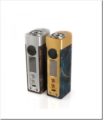 201 31 thumb255B2255D 2 - 【海外】高級ウッド「Woody Vape S3 80W Box Mod」
