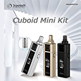 51k66XCcB1L. SL160 1 - 【MOD】3本バッテリー「Joyetech Cuboid 200W TC Box Mod」【大型筐体/ファームウェアアップグレード可】