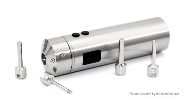 6151402 3 thumb255B2255D 2 - 【海外】Smoktech SMOK H-Priv Pro TC VW APV Box Modキット、HCigar MAZE RDA、SXK EWP Clapton Coil Master