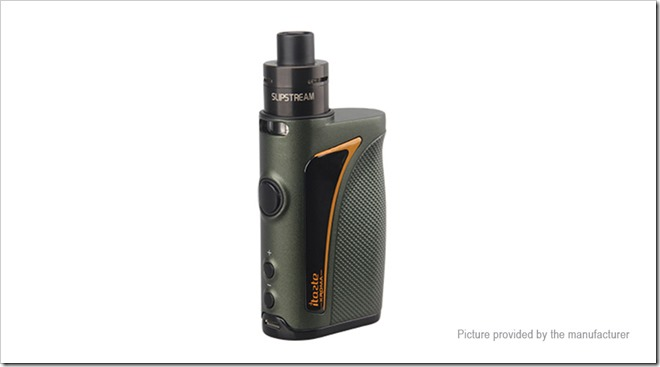 6238303 2 thumb255B5255D 2 - 【海外】「Innokin Kroma Vape System」「Iwodevape Protective Silicone Sleeve Case for Tesla Invader III 240W Mod」