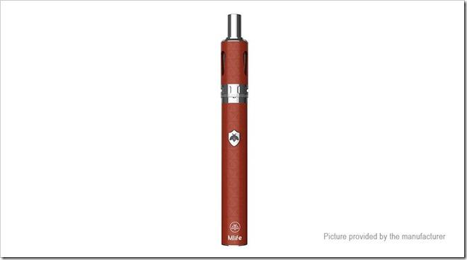 6291103 2 thumb255B2255D 2 - 【海外】「Mlife W18T 1500mAh電子タバコスターターキット」「Boxer V2.0 180W TC VW APV Box Mod」「Mlife MATO 23/80/90/200シリーズ」