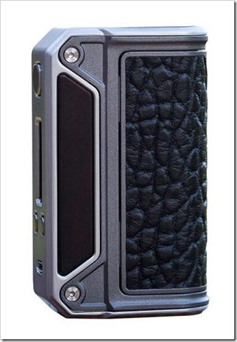 Lost Vape Therion 75 Box Mod 2 thumb255B2255D 2 - 【MOD】「LOST VAPE THERION DNA75」レビュー。EVOLV DNA75チップ搭載ウッド&レザーな高級MOD【並列2本バッテリー長持ちMOD】