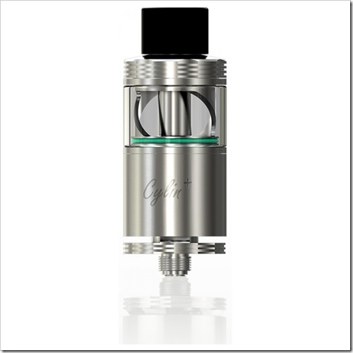 cylin plus 02 thumb255B2255D 2 - 【海外】「Wismec Cylin Plus RTA Tank Atomizer 3.5ml」「Infinite Inone Pod Mod Kit 1500mAh」