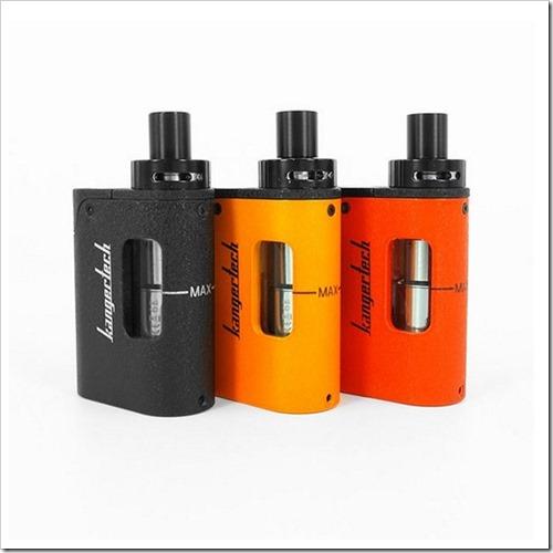 kanger togo mini kit 2 thumb255B2255D 2 - 【MOD】「Kanger TOGO Mini 1600mAhスターターキット」デューク・東郷とは多分関係がない。