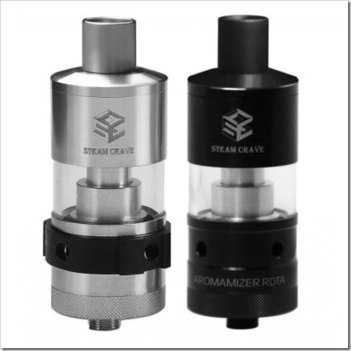 steam crave aromamizer limited edition 1200x1200 thumb255B2255D 2 - 【RDTA】「Steam Crave AROMAMIZER SUPERME RDTA Limited Edition」レビュー【多いよ!部品が!!リミテッドエディション】
