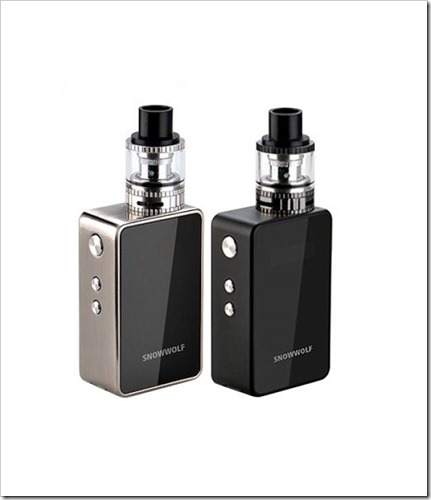 101 225 thumb255B2255D 2 - 【海外】「Laisimo Snowwolf Mini Plus 80W TC Kit」「IJOY EXO 360 Full KIT With EXO XL Tank」「Karnoo E-liquid」