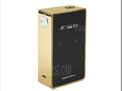 20161210173535 47517 thumb255B2255D 2 400x300 - 【海外】「Snowwolf 200W Plus Mod」「HCIGAR E Liquid Bottle for VT Inbox Mod」「2ml/4ml Therx MeRing Sub Ohm Tank」「エポキシ樹脂レジン510ドリチ」など