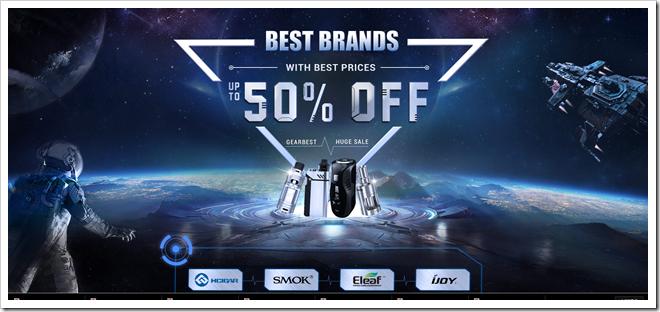 50percentGB thumb255B2255D 2 - 【セール】GearBestでMODやアトマイザー、VAPE関連商品50%オフセール開催中