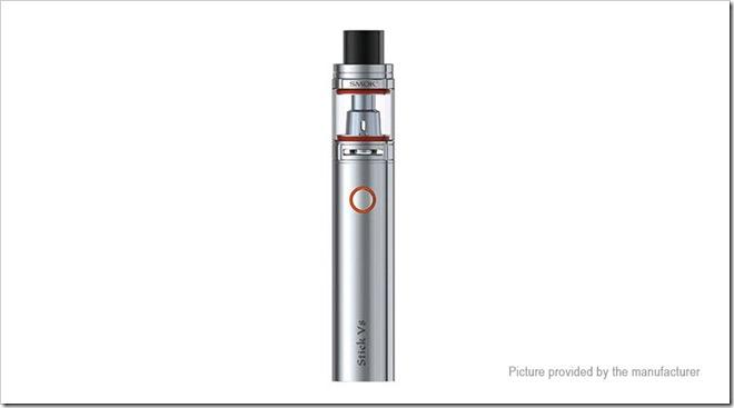 6390001 2 thumb255B3255D 2 - 【海外】「Smoktech SMOK Stick V8 3000mAh Kit」「Smoktech SMOK H-Priv Mini 50W 1650mAh」「Smoktech SMOK Skyhook RDTA 220W」など