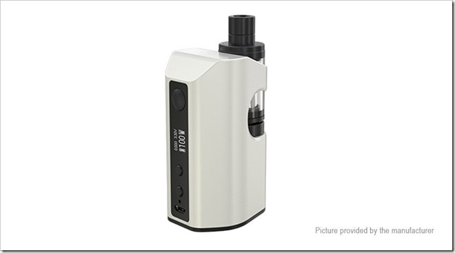 6423300 4 thumb255B2255D 2 - 【海外】「Eleaf ASTER RT 100W 4400mAh TC VW APV Mod Kit」「Eleaf MELO RT 25 Sub Ohm Tank Clearomizer」「HCigar VT250/VT167」など新着