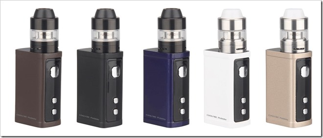 COOL FIRE Pebble AXIOM M21 3 thumb255B2255D 2 - 【MOD】「Innokin Coolfire Pebble Slipstream Complete Vaping System」スターターキットレビュー。シンプルなVWオンリー小型MOD+アトマセット。【MiniVolt/Pico超えサイズ】