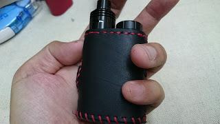 DSC 2697 2 - 【MOD】パワフル手のひらサイズ「Eleaf iStick Pico 75W」レビュー!VTWo/VTC MiniやiPhoneより小さい!【Mini Volt、Nugget超え小型MOD】