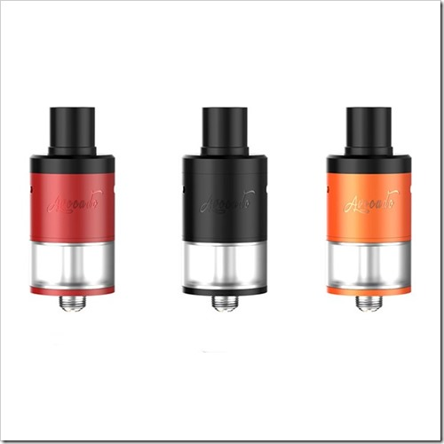 avocado 22 rdta special edition 1 thumb255B2255D 2 - 【新製品】「Geek vape Avocado 22 RDTAスペシャルエディション」「Wotofo Crush One 950mAhスターターキット」「Sigelei EVAYA 66W TC/VW MOD」ほか