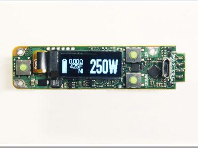 dna250 thumb255B2255D 2 400x300 - 【EVOLV DNA】DNA200/250用「Escribe」バージョン1.2サービスパック5aがリリース【ハッピーメリークリスマスVAPE!】