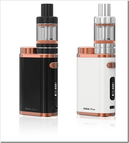 iStick Pico Kit 20 thumb255B2255D 2 - 【新製品】Eleaf iStick Picoに新カラー「ジェットブラックブロンズ」「ホワイトブロンズ」登場!
