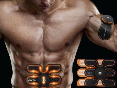 1482494233613901590 3 400x300 - 【筋肉ガジェット】400 EMS Muscle Training Gearレビュー!山東省発のシックスパ○ドがすごい件