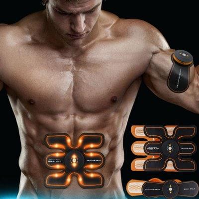 1482494233613901590 4 - 【筋肉ガジェット】400 EMS Muscle Training Gearレビュー!山東省発のシックスパ○ドがすごい件