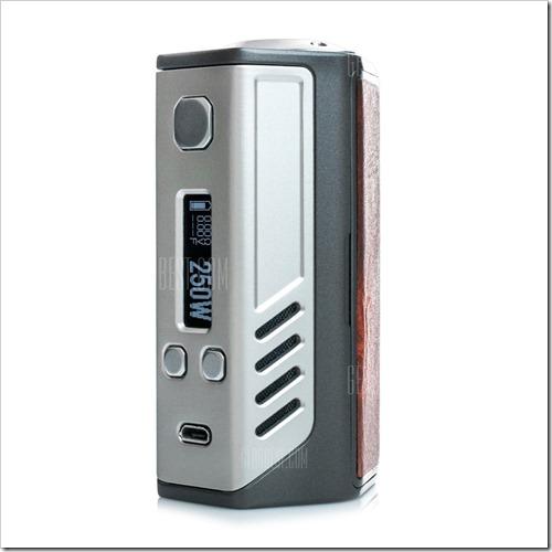 20160924180418 94429 thumb255B2255D 2 - 【MOD】「LOST VAPE Triade DNA 250 Box Mod」レビュー。Evolv DNA250基盤を搭載したハイエンドレザーMOD!トリプル18650バッテリーで超ハイパワー【レザーの高級感】
