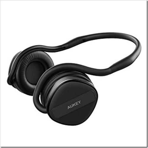615w5252BwI5qL. SY355 thumb255B2255D 2 - 【ガジェット】コレはすげぇ!「AUKEY Sport Headset EP-B26」レビュー!ジム通いが捗りまくり!【折りたたみ式超小型Bluetoothヘッドフォン】