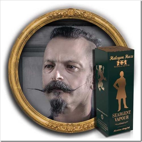 character frame svbox thumb255B2255D 2 - 【激ウマ!】SERGEANT VAPOUR 10MLリキッドレビュー!説明不要に美味くて最高のブリティッシュスイーツの巻