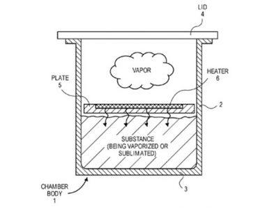 den01 thumb255B2255D 2 400x300 - 【ニュース】AppleがVAPEデバイスを開発か!?「気化装置の特許」を取得でiPhoneならぬi-Cig(アイシガレット)が登場するかも