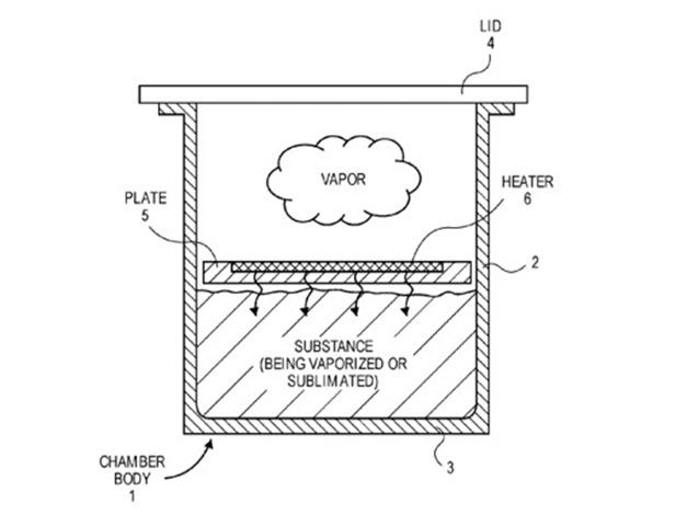 den01 thumb255B2255D 2 - 【ニュース】AppleがVAPEデバイスを開発か!?「気化装置の特許」を取得でiPhoneならぬi-Cig(アイシガレット)が登場するかも