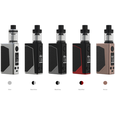 evic primo with unimax 25 atomizer 012520252812529 thumb255B2255D 2 - 【期待の新製品】「200W Joyetech EVic Primo With UNIMAX 25 フルキット」Joyetech Cuboidの正当な後継か?デュアルバッテリー200W