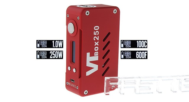 6847800 3 thumb255B5255D 2 - 【海外】「VapeCige VTBox250 250W TC VW APV Box Mod」「Eleaf iJust ONE 1100mAhスターターキット」「ハンドスピナー」「microSDカードリーダー」