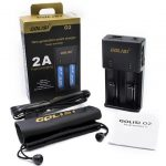 golisi o2 charger 8 thumb255B2255D 2 150x150 - 【海外】「Vzone Scado 500mAh Pod System Starter Kit (Standard Edition)」「MyVapors Myuz Astora Kit 10W 500mAh Pod System Starter Kit」「Wismec Replacement Panel Side Cover for SINUOUS V200 Mod」