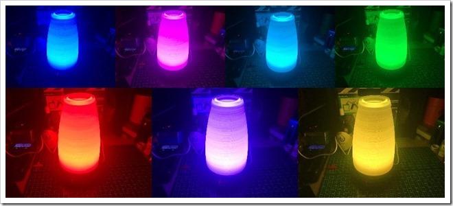 1490401121 thumb 2 - 【パリピ向け?】AUKEY LT-ST14 LEDルームライト届いたー!デスクライトって書いてあるけどこれ完全にレッツパーリィィィィィな代物!色の選択肢はeGoAIO並の楽しめる一品だ!【LED】