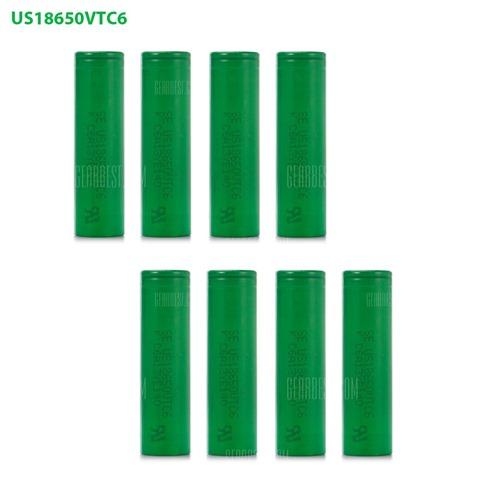 20161114145810 74945 thumb255B2255D 2 - 【バッテリー】「SONY US18650VTC6 3120mAh 30A 3.6V 18650バッテリー」簡易レビュー。大容量高出力のハイエンドモデル