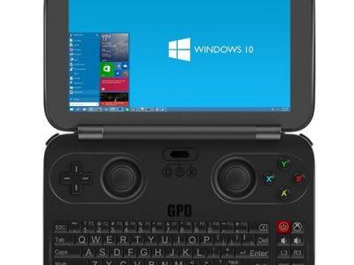 61Prs1AIRGL. SL1000 thumb255B2255D 2 400x300 - 【ガジェット】「GPD WIN ゲームパッドタブレットPC」レビュー。Windows 10搭載+ゲームパッドつきのスーパーゲーミングタブレット!【タブレット/ゲームPC/神モバイル】