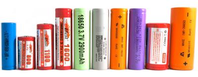 Batteries 2 - 【MOD/本体】メカニカルってなに?テクニカルってなに?【VAPE初心者】