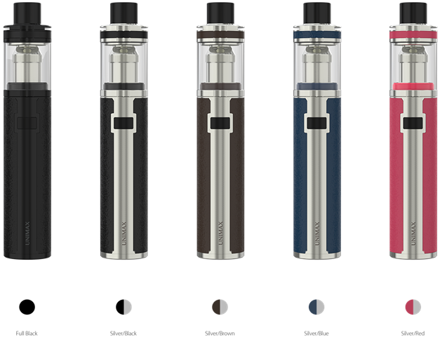 UNIMAX 25 01 thumb255B2255D 2 - 【MOD】初心者御用達「Joyetech UNIMAX 25スターターキット」レビュー。大容量3000mAhでビギナーに最適な25mm MOD。