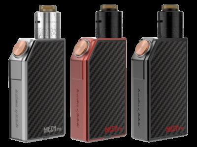 mech pro kit thumb255B2255D 2 400x300 - 【海外】「Geekvape Mech Proキット」「Wismec Reuleaux DNA250限定」「Eleaf iJust X」など