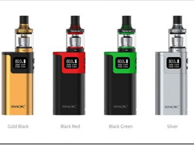smok g80 kit 11 thumb255B2255D 2 400x300 - 【海外】「Terminator 75W TC キット」「DOVPO EMBER 80キット」「Smok G80 Mod キット with Spiralsタンク」