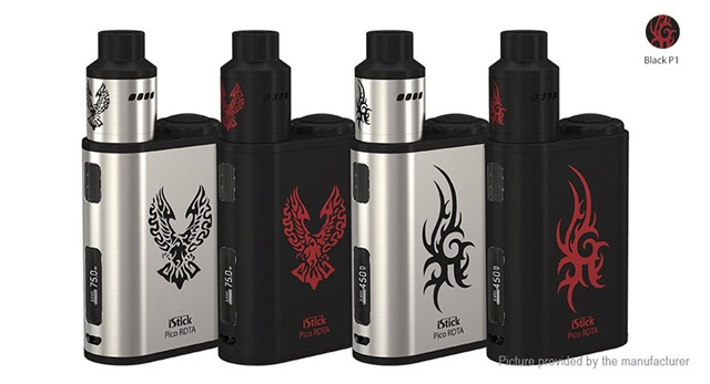 7421700 7 thumb255B4255D 2 - 【海外】「Eleaf iStick Pico RDTAキット」「S Body New Vape Droid 250 C3D1 DNA 250 TC」「Vapjoy Alien Ant RTA」「Vapjoy Viper RDTA」