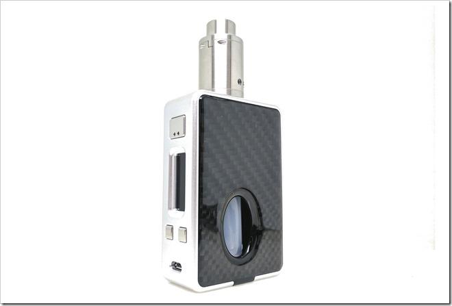 Black Inbox thumb255B2255D 2 - 【BFMOD】「HCIGAR VT Inbox Modキット」(エイチシガー・ブイティー・インボックスモッドキット)レビュー。パネル張替えカスタム可能なSquonker+Evolv DNA75搭載ハイパフォーマンススコンカーMODキット!【ボトムフィーダー】