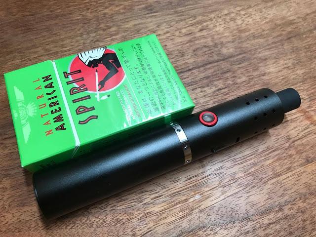 19532458 10207147185436447 225311089 o 2 - 【ヴェポライザー】市販のタバコでIQOSライクな使用感。高品質なヴェポライザー「HERBSTICK ECO」(ハーブスティックエコ)を喫煙者がレビュー。【Vaporizer/VAPEMONSTER/CigGo】