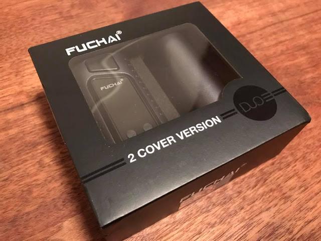 19875543 10207252440707763 960912552030789909 n 2 - バッテリー3本・2本切り替え可能なスマートでゴツい変態MOD。Sigelei Fuchai Duo-3 175W(シグレイ・フューチャイデュオスリー175W)がかなりヤバイ