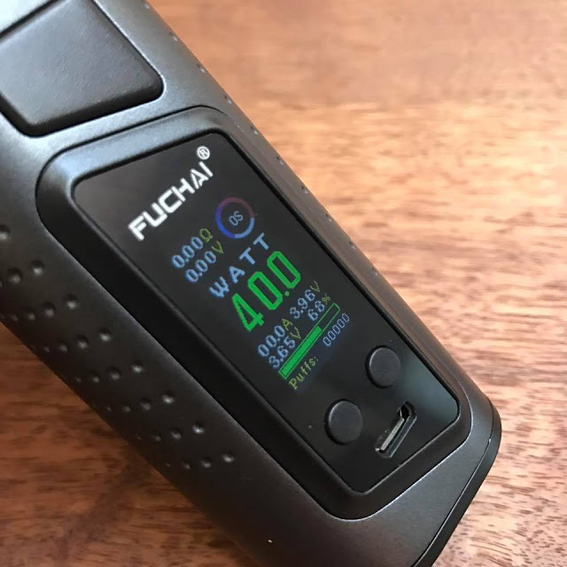 19961344 10207252437707688 3858849660444267985 n 2 - バッテリー3本・2本切り替え可能なスマートでゴツい変態MOD。Sigelei Fuchai Duo-3 175W(シグレイ・フューチャイデュオスリー175W)がかなりヤバイ