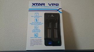 DSC 0053 2 - 【バッテリー/充電器】「2014 XTAR VP2 インテリジェント 高速充電器 フルセット」レビュー。初めてのレビュー投稿です