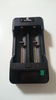 DSC 005328129 2 - 【バッテリー/充電器】「2014 XTAR VP2 インテリジェント 高速充電器 フルセット」レビュー。初めてのレビュー投稿です