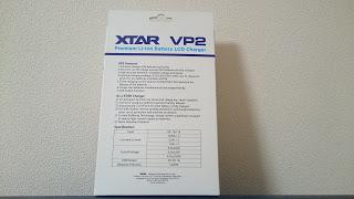 DSC 0054 2 - 【バッテリー/充電器】「2014 XTAR VP2 インテリジェント 高速充電器 フルセット」レビュー。初めてのレビュー投稿です